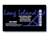 Long Island Rescue, Inc. T-Shirt