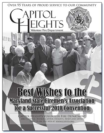 Full Page Convention Ad