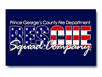 P.G. County Rescue Company T-Shirt